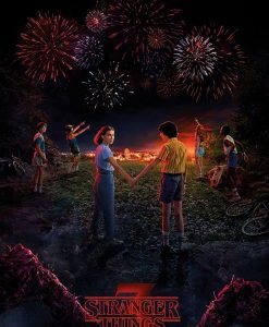 x_pp34464 Stranger Things poszter - One Summer 61 x 91 cm