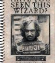 x_sr72252 Harry Potter A5 Jegyzetfüzet - Wanted Sirius Black