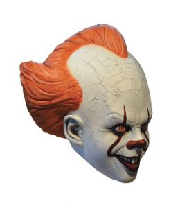 x_tot-mbwb101 Stephen King's It 2017 - Pennywise Latex Maszk