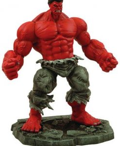 d_diammar088262 Marvel Select akciófigura - Red Hulk 25 cm