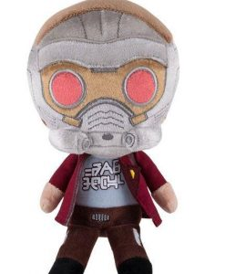 x_fk12558 Guardians of the Galaxy Vol. 2 - Star-Lord Plüss figura 15 cm