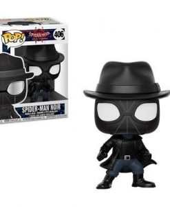 x_fk29723 Marvel Comics Spider-Man Animated Funko POP! figura - Spider-Man Noir 9 cm