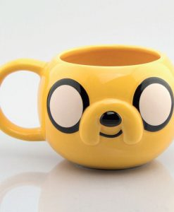 x_gye-mgm0001 Adventure Time 3D Bögre - Jake