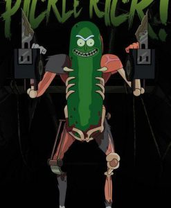 x_gye-rckndmrt_3 Rick and Morty - Pickle Rick poszter
