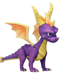 x_neca41340 Spyro the Dragon akciófigura - Spyro 20 cm