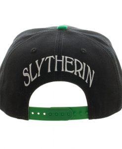 x_sb484thpt Harry Potter - Slytherin Snapback sapka állíthatópánttal