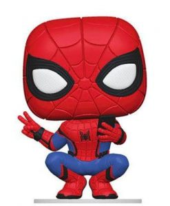 x_fk39403 Spider-Man: Far From Home POP! figura - Spider-Man (Hero Suit) 9 cm