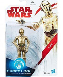 x_hasc1531eu41_k Star Wars Akciófigura - C-3PO (Episode VIII) 10 cm