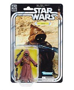 x_hasc1688eu41_g Star Wars Black Series 40th Anniversary Akciófigura - Jawa (Episode IV) 15 cm