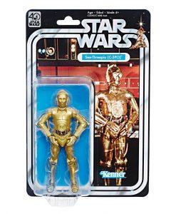 x_hasc1688eu41_i Star Wars Black Series 40th Anniversary Akciófigura - C-3PO (Episode IV) 15 cm