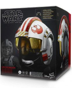 x_hase5805 Star Wars - Black Series Premium sisak - Luke Skywalker