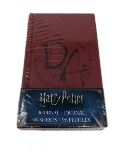 x_lcwiza0717snx Harry Potter Journal Defence Against the Dark Arts Lootcrate Exclusive A6 Jegyzetfüzet