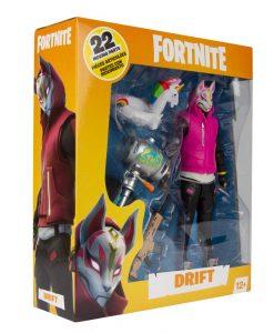 x_mcf10607-7 Fortnite Games Akciófigura - Drift 18 cm