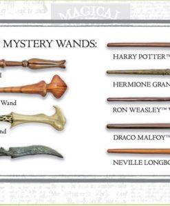 Harry Potter PVC Mystery Wands Replica - varázspálca 30 cm