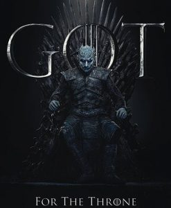 x_pp34493 Game of Thrones Poster Pack Night King for the Throne 61 x 91 cm
