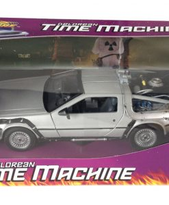 xwell3276984 Back to the Future Diecast Model 1/24 - ´81 DeLorean LK Coupe