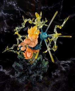 x_btn55388-1 Dragonball Z FiguartsZERO PVC Statue Super Saiyan Son Goku Tamashii Web Exclusive 20 cm