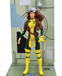 x_diamsep182338 Marvel Select Akciófigura - Rogue 18 cm