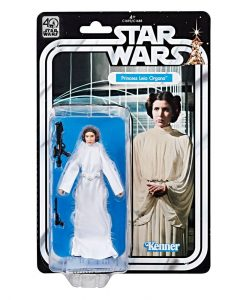 x_hasc1693 Star Wars Black Series Akciófigura - Leia Organa 40th Anniversary 15 cm