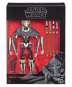 x_hase2989 Star Wars Black Series Akciófigura - General Grievous 18 cm