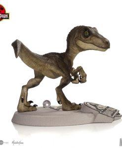 x_is87693 (1) Velociraptor 13 cm