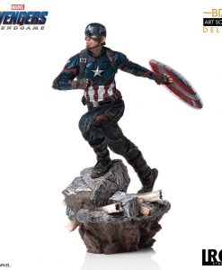 x_is89962 1/10 Captain America 21 cm