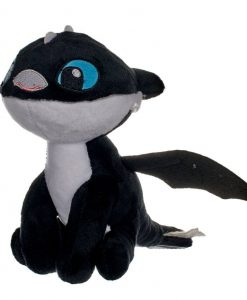 x_joy12439_How to Train Your Dragon 3 Plush Figures 18 cm