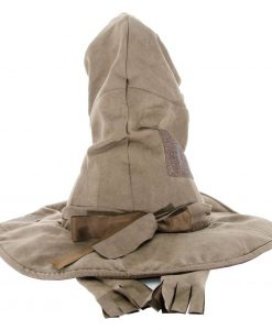 x_mmx13081 Harry Potter - Interactive Real Talking Sorting Hat 41 cm *English Version*