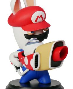 x_ubi300093018 Mario + Rabbids Kingdom Battle PVC Figura - Rabbid-Mario 16 cm