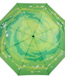 x_um6nb0ric Rick & Morty esernyő - Portal Gun