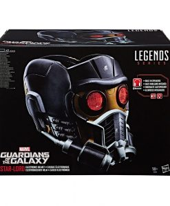 x_hasc0692 Marvel Legends Elektromos Star-Lord Sisak