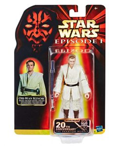 x_hase4640_a Star Wars Black Series Akciófigura - Obi-Wan (Jedi Duel) 20th Anniversary Exclusive 15 cm