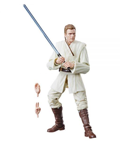 x_hase4640_a Star Wars Black Series Akciófigura - Obi-Wan (Jedi Duel) 20th Anniversary Exclusive 15 cm