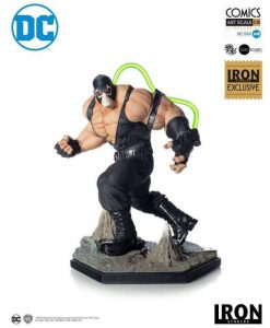 x_is300dccb DC Comics Szobor 1/10 Bane CCXP 2019 Exclusive 22 cm