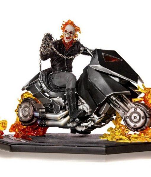 x_is300mcgr Marvel Comics Szobor 1/10 Ghost Rider CCXP 2019 Exclusive 20 cm