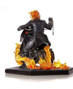 x_is300mcgr Marvel Comics Szobor 1/10 Ghost Rider CCXP 2019 Exclusive 20 cm