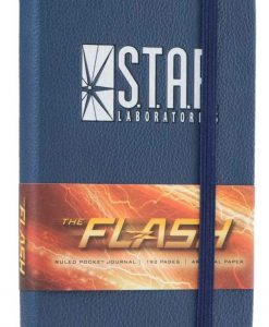 x_isc83036 DC Comics Pocket Journal Jegyzetfüzet - The Flash: S.T.A.R. Labs