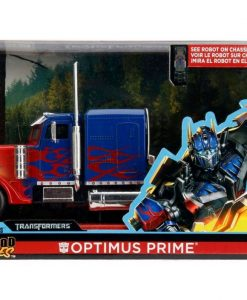 x_jada30446_d Transformers Diecast Model 1/24 - T1 Optimus Prime