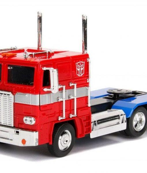 x_jada99524_c Transformers Diecast Model 1/24 - G1 Optimus Prime