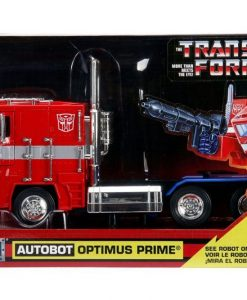 x_jada99524_c Transformers Diecast Model 1/24 - G1 Optimus Prime