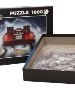 x_sdtuni22323 Back to the Future Puzzle - Outatime 1000 db-os