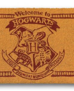 x_sdtwrn22196 Harry Potter lábtörlő - Welcome To Hogwarts 43 x 72 cm