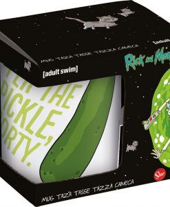x_str20401 Rick and Morty Bögre - Pickle Rick