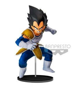 x_banp85146 Dragonball Z BWFC PVC Szobor - Vegeta Normal Color Ver. 14 cm