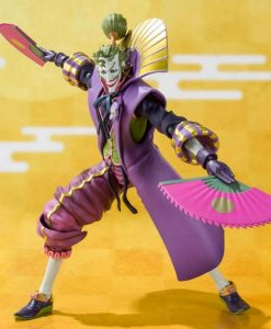 x_btn25919-0 Batman Ninja S.H. Figuarts Akciófigura - Joker Demon King of the Sixth Heaven 16 cm