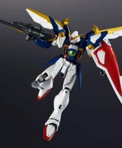 x_btn55491-8 Mobile Suit Gundam Gundam Universe Akciófigura - XXXG-01W Wing Gundam 15 cm