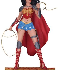x_dccdec140439 Wonder Woman The Art of War Statue Wonder Woman by David Finch 19 cm