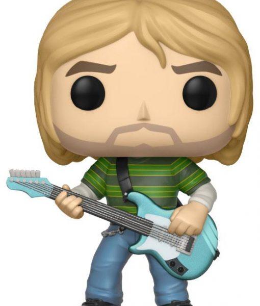 x_fk24777 Nirvana Funko POP! Rocks figura - Kurt Cobain (Teen Spirit) 9 cm