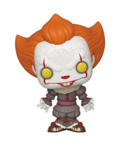 x_fk40627 Stephen King's It 2 Funko POP! figura - Pennywise Open Arm 9 cm