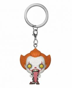 x_fk40652 Pennywise w/ Dog Tongue 4 cm